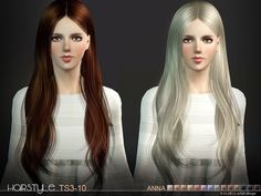 Found in TSR Category 'Female Sims 3 Hairstyles' Club Hairstyles, Eyelash Sets, Sims Community, Sims 4 Mods, Sims Cc, The Sims4, Long Hair Styles, Female, Beauty