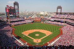 Citizens Bank Park - Philadelphia  Field #4 for us!