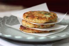 Aloo Tikki aka Potato Cutlets in the Pakistani Manner