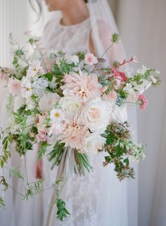 Once Wed bouquet from shoot in Australia by Jemma Keech