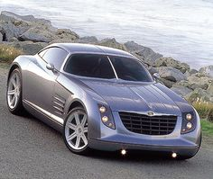 Chrysler Crossfire Concept Car Picture - Car HD Wallpaper