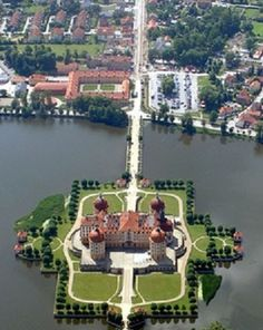 Castle Moritzburg, Dresden, Germany