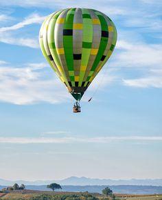 Offrir pour Noël, pour un anniversaire un vol en montgolfière dans le Tarn et l'Aveyron