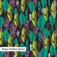 Magic Feather Dance by Eva twinkles –Magic Feathers Collection.
