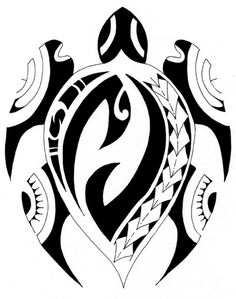 Polynesian Tribal Turtle Tattoo Designs Sketch Coloring Page Tribal Turtle Tattoos, Turtle Tattoo Designs, Polynesian Tattoo Designs, Polynesian Tribal, Maori Tattoo Designs, Flower Tattoo Designs, Tahitian Tattoo, Nikko Hurtado, Libra Sign Tattoos