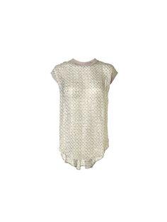 Ornella Shirt  - By Malene Birger Pre Spring 2015 - Women's fashion