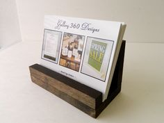 Retail Sign Holder SET OF 10 - 6 inches long - Postcard Holder - Visual…