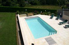#piscine #Caron #beton #classique