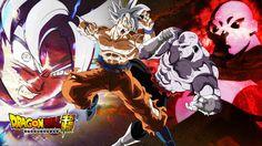 Goku Vs Jiren by JemmyPranata