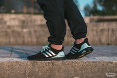 "adidas Ultra Boost ""Black Diamond"" Custom by DentKicksCustom | Nice Kicks"