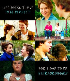 The Fault in Our Stars ✨ my FAVORITE book and movie!!!!!!!
