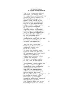 Atomic Bomb Essay To His Coy Mistress Essay Help Gettopwritingessaylife Evolution Vs Creationism Essay also Jane Austen Essay Topics Top Marks Homework Help  Best Essay  Unfs College Of Dupage  Globalisation Essay