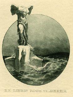 バイロス(9)の画像 - 蔵書票の世界 - Yahoo!ブログ