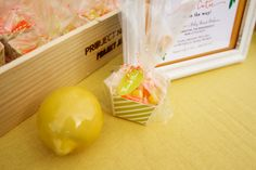 Citrus Baby Shower F