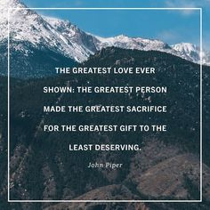 """""""The words Jesus will speak when we come to heaven are: 'Enter into the joy of your Master' (Matthew 25:21). The prayer he prayed for us ended on this note: 'Father I desire that they also whom you have given me may be with me where I am to see my glory' (John 17:24). The glory he wants us to see is the 'unsearchable riches of Christ.' It is 'the immeasurable riches of [God's] grace in kindness toward us in Christ Jesus' (Ephesians 2:7). The superlatives 'unsearchable' and 'immeasurable'…"""