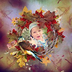 LOOK HOW AUTUMN COMES by Sekada Designs  Available at Digitalcrea  http://digital-crea.fr/shop/mini-kits-c-129/look-how-autumn-comes-p-14453.html#.UlxFNVBmjAk PHOTO: My Son, Jonty