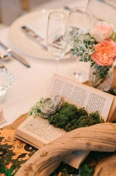 Sweet and natural wedding decoration ideas | This is incredible! Unique work by  cosa design & decor http://www.bridestory.com/cosa-design-decor/projects/the-shoo-wedding
