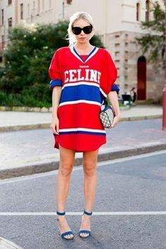 Alexandra Spencer, during Australian Fashion Week