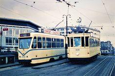 Bruxelles midi, Place P. h. Spaak, a l'entrée du tunnel du premetro Midi, Brussels, Place, Old Photos, Trains, Belgium, Cards, Old Pictures, Vintage Photos