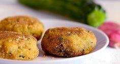 Polpette di zucchine, ricetta vegan - Idee Green