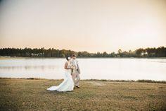 Country Rustic Georgia Wedding