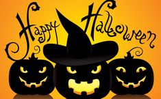 Happy Halloween Images Funny, Scary, Cute Pictures Scary Halloween Images Recommended For You: Halloween Messages Funny Halloween Memes Happy Halloween Halloween 2018, Photo Halloween, Fröhliches Halloween, Halloween Wishes, Halloween Greetings, Halloween Clipart, Halloween Birthday, Halloween Cakes, Scary Halloween Images