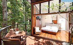 Treehouse Rental With Spa in Australia | Glamping in New South Wales