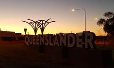 Something new at the Queensland border!