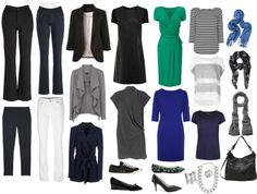 Casual Clothing Over 50 | Would you do a capsule wardrobe for women over 50?…
