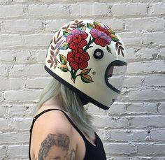 @biltwell custom helmet