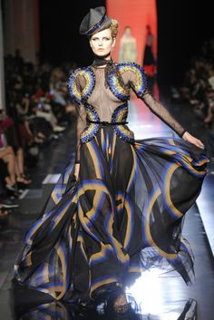 Jean Paul Gaultier Fall Couture 2013