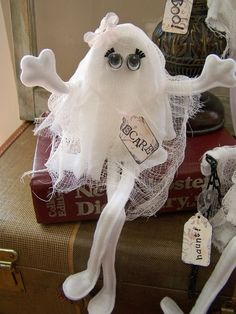 Ghosts Halloween Decor