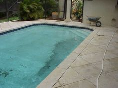 concrete pool coping | Pool Coping with Single & Double Bull Nose