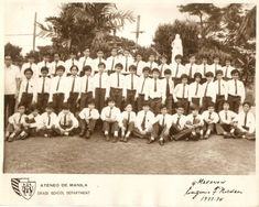 Grace 4, Section Maranaw, Ateneo de Manila, Quezon City, 1974 #kasaysayan #pinoy #classpicture Manila, School Department, Quezon City, Class Pictures, School Grades, Pinoy, Over The Years, Place Card Holders