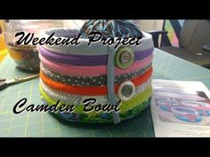 Weekend Project - The Camden Bowl - YouTube