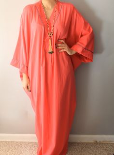 A personal favorite from my Etsy shop https://www.etsy.com/listing/231121123/christian-dior-oversized-long-peach