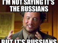 В Сети появился новый хештег #russiandidit — встречаем!