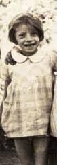 Monique Netter-Monique was only 7 when she was sadly murdered at Auschwitz-Birenkau on April 15, 1944.