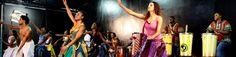 Entre os dias 18 e 23 a ONG coordena oficinas de dança afro-brasileira e percussão