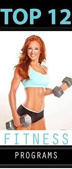 Top 12 Fitness Programs