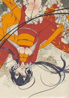 View full-size (1000x1417 1,289 kB.) Izumi Kyouka, Manhwa, Manga Art, Anime Art, Bungou Stray Dogs Characters, Manga Characters, Otaku, Fanart, Bongou Stray Dogs