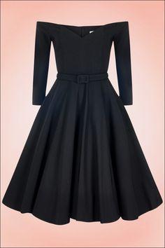 Robe vintage et rétro années 50 60