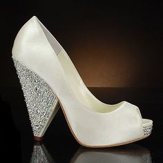 Alexander McQueenthese would be amazing and unique as wedding