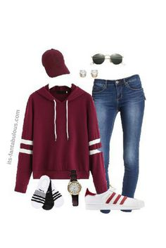 Casual fall outfit t