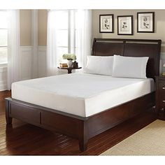 WHITE by Sarah Peyton Home Collection WHITE by Sarah Peyton 14-inch King-size Convection Cooled Gel Memory Foam Mattress