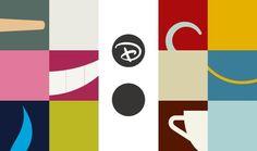 20 Disney minimal poster