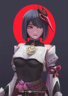 Cute Anime Character, Character Art, Fantasy Characters, Anime Characters, Fantasy Character Design, Animes Wallpapers, Manga Anime, Fan Art, Osaka