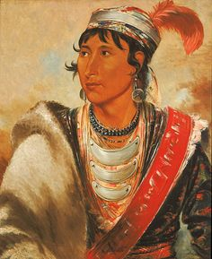 Creek Billy (Lah-shee), a Seminole warrior during the early days of the Great Seminole War 1835-1842, captured and imprisoned with Osceola at Fort Moultrie, deported to Oklahoma with his family.