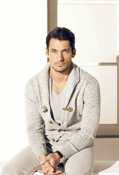 Massimo Dutti Look Book 2013 (February) Model: David Gandy