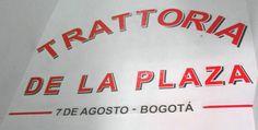 Trattoria de La Plaza – Where Bogotanos Experience Italian Cuisine